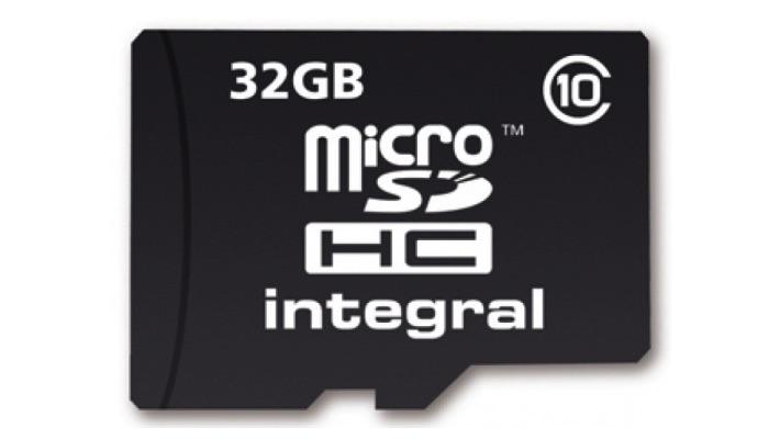 Micro SD kaart (32GB)